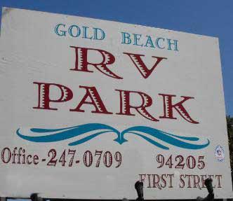 Best Value On The Oregon Coast Gold Beach Rv Park